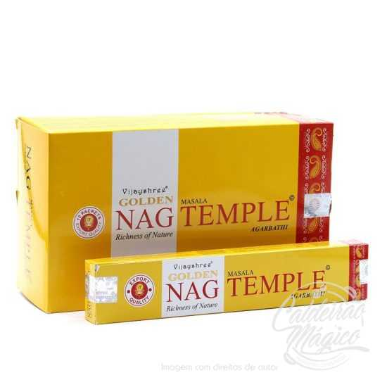 INCENSO GOLDEN NAG TEMPLE