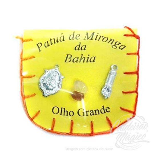PATUÁ OLHO GRANDE