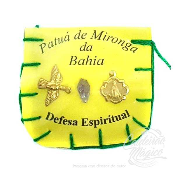 PATUÁ DEFESA ESPIRITUAL