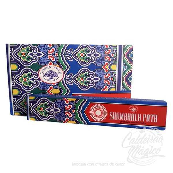 INCENSO SHAMBHALA PATH