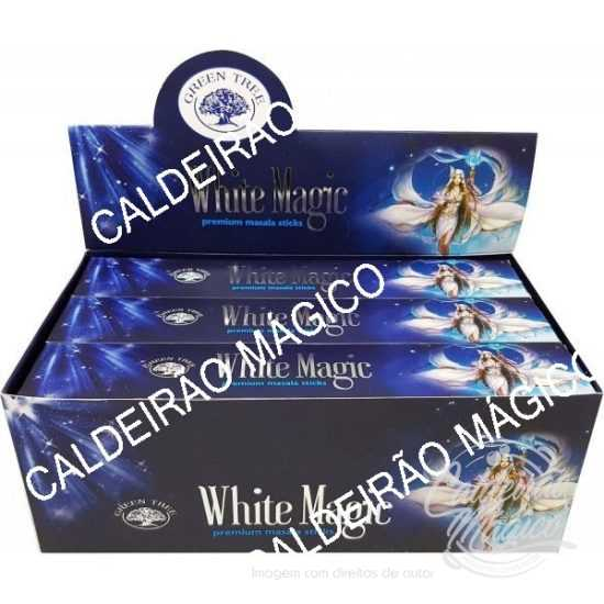 INCENSO WHITE MAGIC