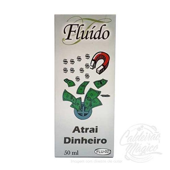 FLUÍDO CHAMA DINHEIRO