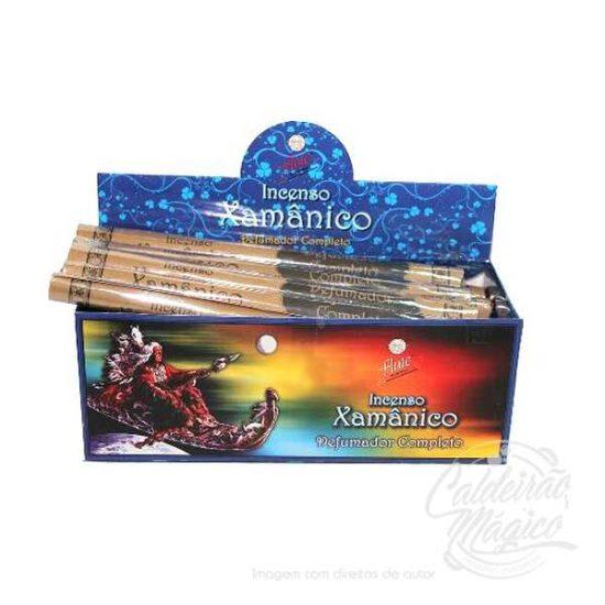 INCENSO XAMÂNICO DEFUMADOR COMPLETO