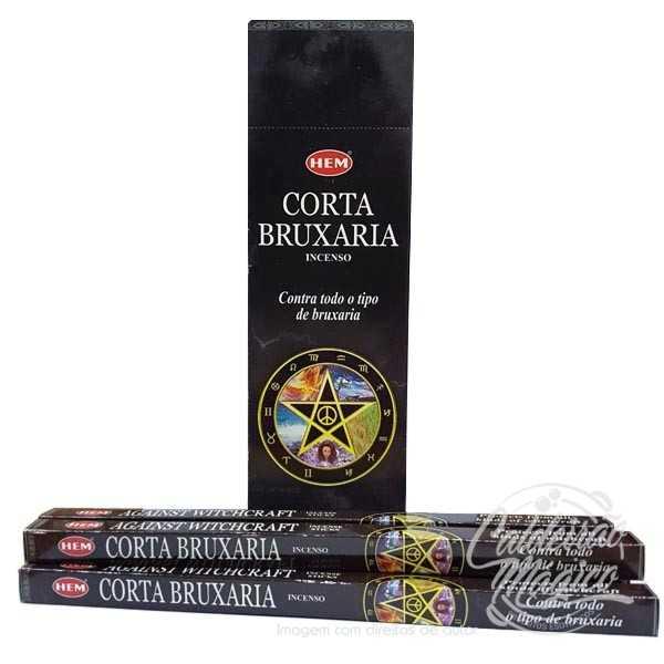 INCENSO CORTA BRUXARIAS