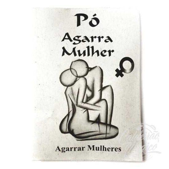 PÓ AGARRA MULHER