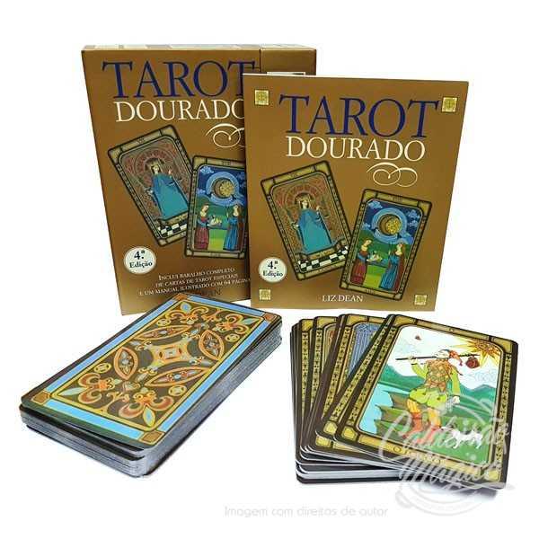 TAROT DOURADO