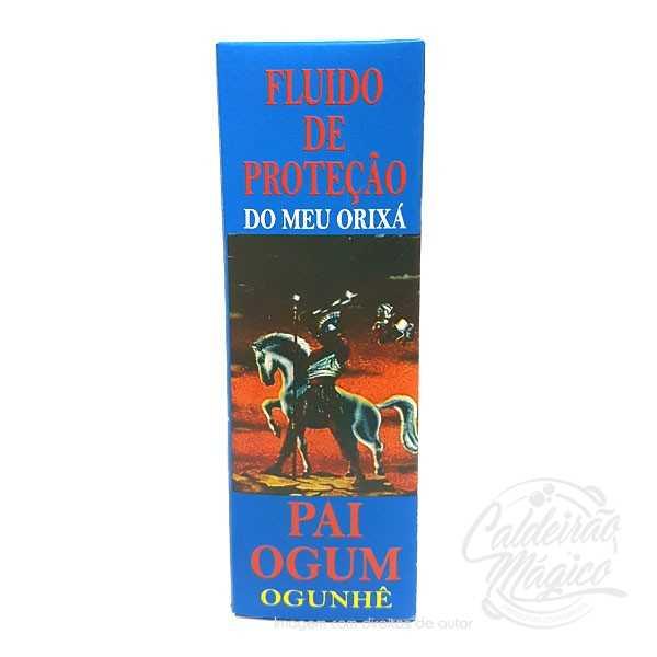 FLUÍDO DE PROTEÇÃO PAI OGUM