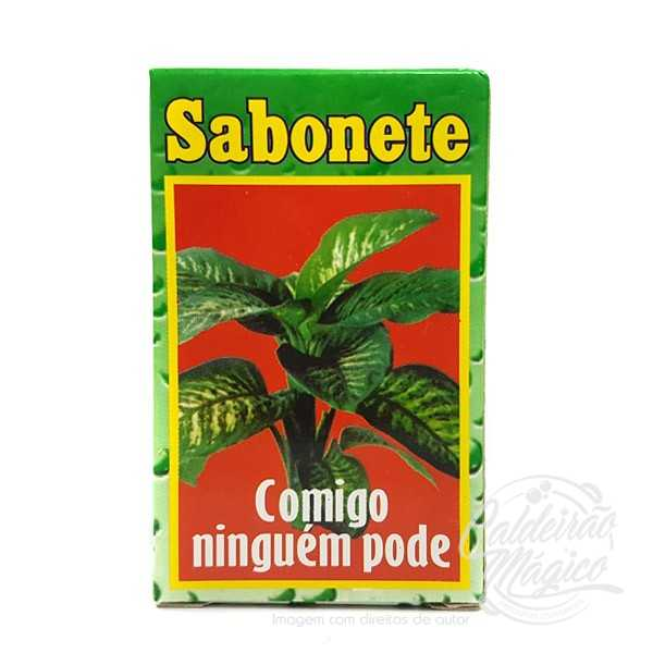SABONETE COMIGO NINGUÉM PODE