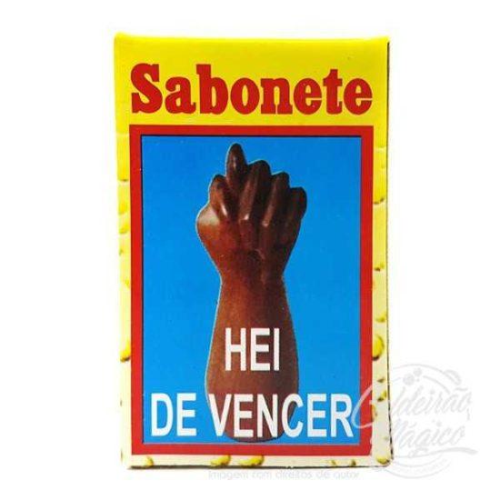 SABONETE HEI DE VENCER