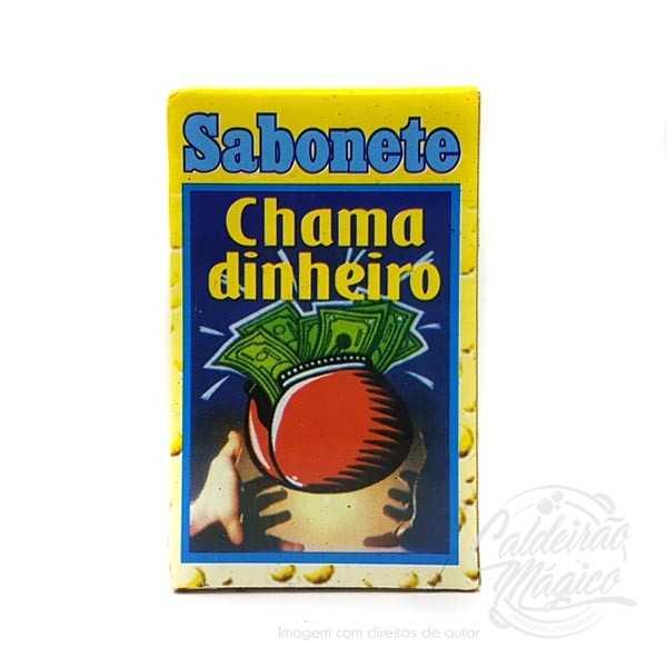 SABONETE CHAMA DINHEIRO