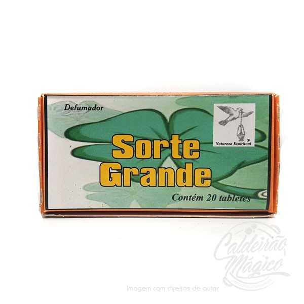 DEFUMADOR SORTE GRANDE