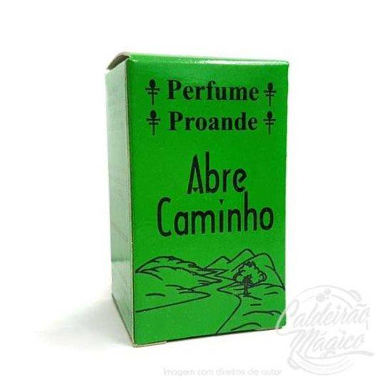 PERFUME ABRE CAMINHO