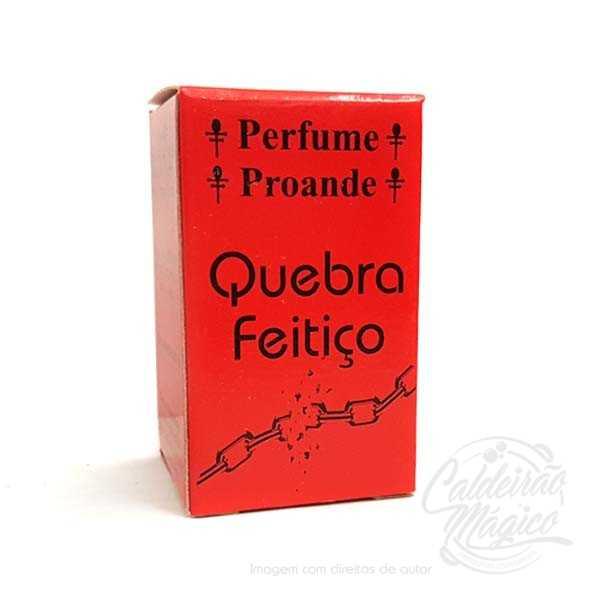 PERFUME QUEBRA FEITIÇO