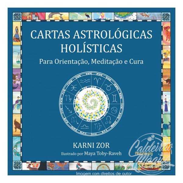 Cartas Astrológicas e Holísticas