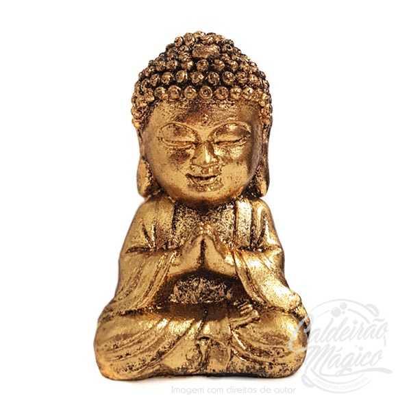 Buda Dourado Frente